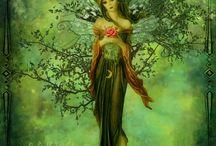 Fairys / Everything Fariy / by Beverly Silva