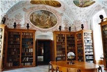 Libraries / Images of books and libraries.