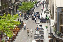 Pedestrian Street Design