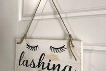 lashes room