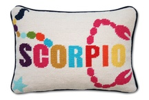 Scorpio Style / New Astrology be damned. I'm forever a scorpio.