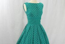 Amazing dresses / Such as dream :)