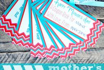 Mother's Day / Mother's Day Gift Ideas | Kids crafts for Mother's Day | Printables for Mother's Day