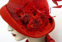 Red / by Gail Cochran