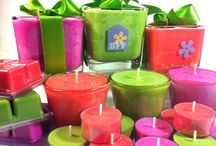 Tropical Escape - Gift Set / Hawaiian Breeze, Verbena Bamboo, Pink Grapefruit