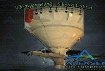 Silo Aktifleştirici - Titreşim Koniği - Vibrasyon - Aktifleştirici / Silo Aktifleştirici - Titreşim (Vibrasyon) Koniği - Silo Akışkanlaştırıcı - Silo Ekipmanları - Bin Actuator