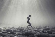 Danse Sous l'eau