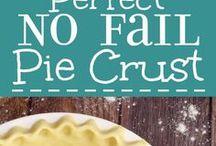 perfect no fail pie crust
