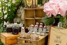 Bar de mariage / Toutes les idées de bar de mariage sont ici, des plus classiques aux plus originales.