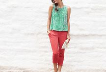 Stitch Fix Inspiration / by Angie Moeller