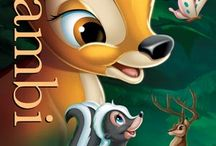 Bambi is my favorite cartoon movie