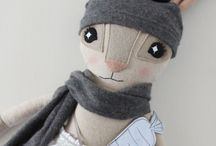 Handcrafted Handmade Heirloom Dolls