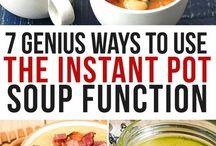 Instant Pot - Tips and Recipes