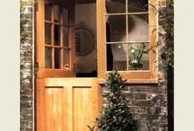 Stable Garage Barn DOORS