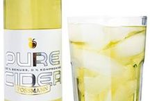 Possmann Pure Cider / Uncompromisingly Perfect Hard Apple Cider from Frankfurt Germany. / by Niche Import