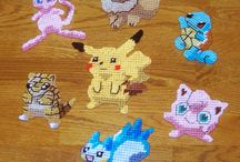 Plastic Canvas-Pokemon / by Michelle Haigh