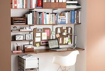 Craft Room/Office Ideas / by Wendy Chameroy