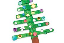 Christmas Trees (Activities, Crafts, Food)