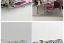 Tutorials for sewing