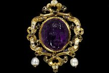 History - 2. Jewellery (Later Renaissance / Early Modern) / Post-Medieval: Renaissance and Early Modern. Jewellery and personal adornment.