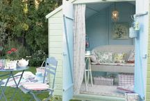 Sweet Summerhouses / by Rachel Whitworth
