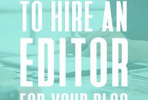 Blogging Advice / Help other bloggers by sharing blogging advice. To join this group board, email molly@completeeditingco.com.