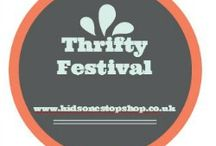 Thrifty Festival / A collection of thrifty posts. We host a #ThriftyFestival every Thursday