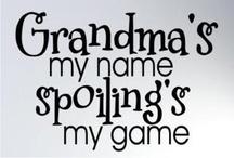 Being a Grandma