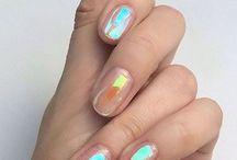 Create Nails Art