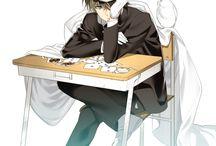 The Phantom Thief Kid (Kaito Kuroba)