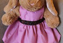 teddy dress