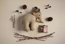 Elephants / by Kathleen Watson