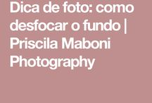 Tutoriais Photo