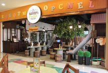 Nanny's Pavillon - Playground / Nanny's Pavillon – Playground | Bintaro Entertainment Center, 1st Floor, Unit 08 Jl. Rasuna Said Kav. B7/A5-08, Sektor 7, CBD Bintaro Jaya, Tangerang 15229 ☎ (021) 2951 9639 / (021) 2951 9641