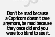 Capricorns