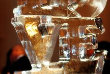 Weddings / A collection of inspiration for wedding ice sculptures we love!