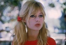Brigitte Bardot / by Koala .