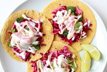 For the Love of Fish Tacos