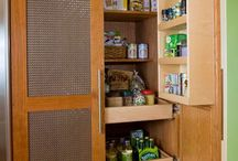 Kitchen Storage / Pantry Ideas