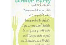 Dinner Club / by Danielle Siders