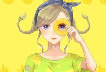 Girls ☆
