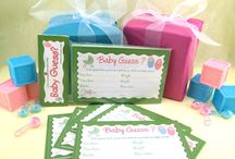 Baby Shower Games / Ideas for games and activities to play at your baby shower / by The Baby Shower Shop