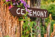 Outdoor Weddings / Weddings set in Mother Nature