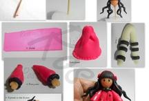 panenky z polymeru