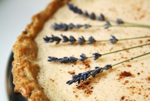Lavender recipes / by Marianne Reddix