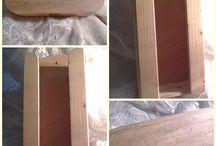 Before / After by ÉgEr / Itt látható minden átalakításom, melyhez csupán festéket és a kezemet használtam...