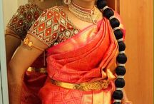 south Indian hairstyles
