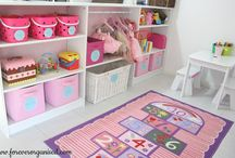 Kids Rooms and Play Areas / Tons of creative ideas for children's bedrooms, baby nurseries and the best play areas any kid has ever played in. Many accessories for kids rooms and play areas, here, too!