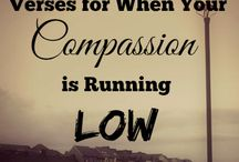 COMPASSION / by Sunshine