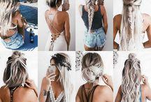 Kim Hairstyles